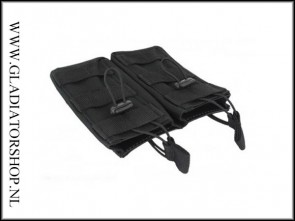 101inc Molle Open Top Magazine Pouch #F