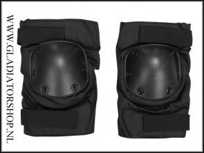 101-INC Neopreen knie bescherming zwart knee pad