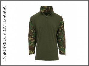 101Inc Tactical combat shirt UBAC British camouflage