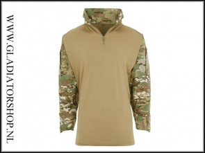 101Inc Tactical combat shirt UBAC DTC multicam