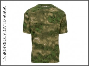 101inc Tactical T-Shirt Recon korte mouw ICC FG