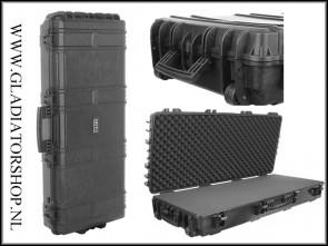101inc Airsoft geweerkoffer extra groot 118cm (voor meerdere replica's)