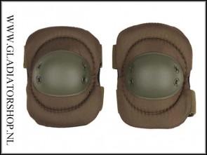 101-INC Tactical elleboog bescherming groen