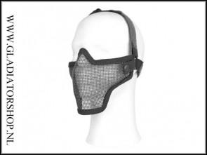 101inc gear Airsoft mesh face mask