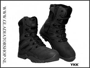 101INC Tactical Recon Boots Zwart