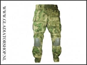 101inc tactical broek Warrior met kniebescherming ICC FG