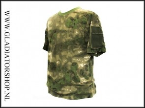 101inc Tactical T-Shirt met pocket ICC FG