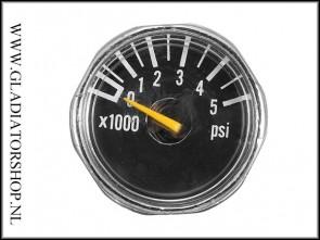 Zen regulator micro gauge 5000 psi