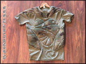 (O) Dye Performance top camo maat L/XL
