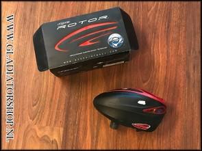 (O) Dye Rotor R1 zwart rood