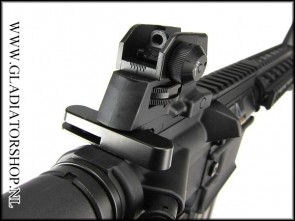 (O) G&G CM16 Raider & Carbine Rear sight complete