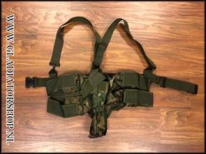 (O) Horizontal Battlepack 4+1 Digi Camo