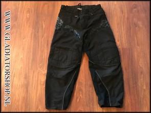 (O) NXE broek zwart maat L
