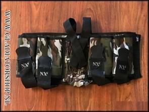 (O) NXE battlepack camo 4+1