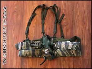 (O) Rap 4 battlepack 4+1 horizontaal harnas