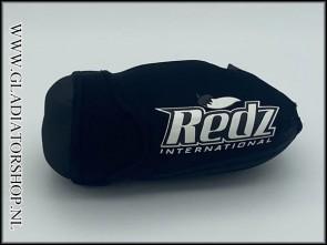 Redz bottle cover 0,8 liter zwart
