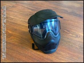 (O) V-Force Armor Black Single Clear