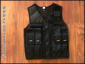 (O) JT Tactical vest Zwart
