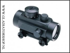 30mm tactical red & green-dot sight