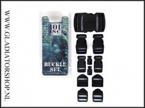 101inc buckle set