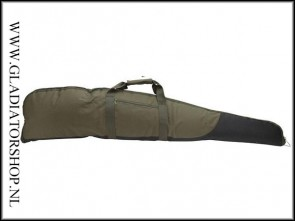 101inc Predator Airsoft geweer, replica tas leger groen