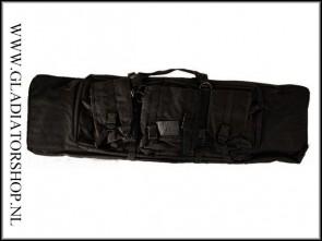 101inc Raptor Airsoft geweer, replica tas zwart