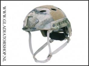 Emerson Mich Fast Airsoft Helmet ICC AU