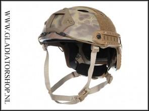 Emerson Mich Fast Airsoft Helmet Mandrake