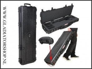 101inc Airsoft geweerkoffer hard De Luxe  118,9cm