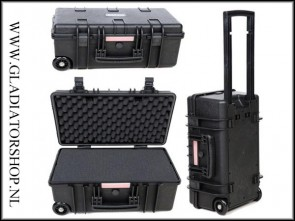 101inc Airsoft geweerkoffer trolley 55,7cm
