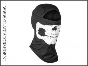 Bivakmuts  Invader Gear MPs Death Head Ninja Balaclava