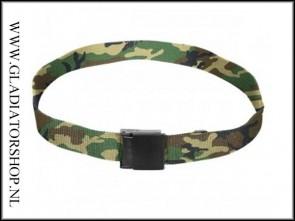 Stealth BDU koppel riem belt camouflage