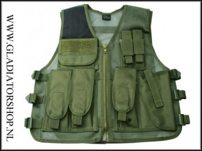ASG Strike Systems Recon tactical vest groen
