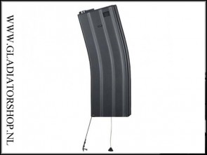 BattleAxe M4 HighCap 480 round flash magazine