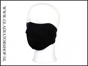 Neopreen face mask zwart