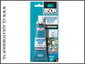 Bison Kit Transparante contact lijm 100ml