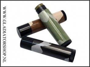 Bobbie Weiner camouflage face paint sticks