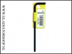 Bondhus inbus sleutel .050 inch