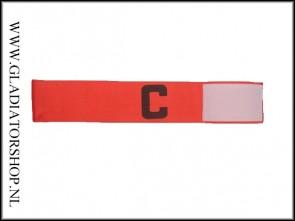 Team herkenning- armband rood