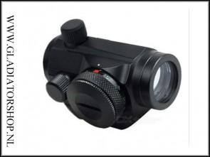 20mm micro red & green dot scope / vizier De luxe