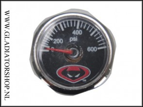Diablo regulator micro gauge 600 psi