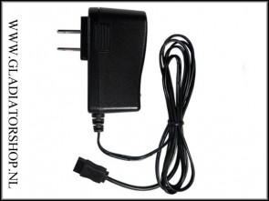 DLX Luxe 220 volt oplader