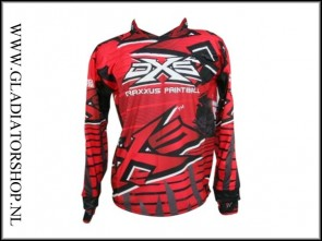 Draxxus Superior Pro jersey red