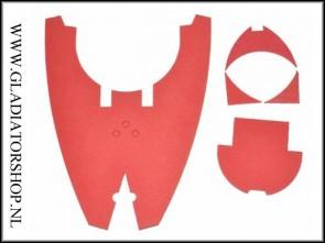 Drom Loadershield voor Dye Rotor HC