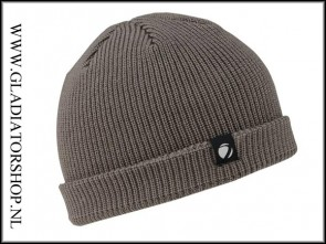 Dye Beanie Brick Layer grijs