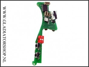 Dye DM11 circuit board