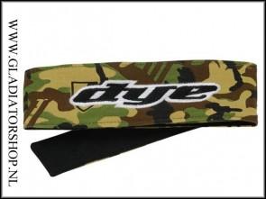 Dye Headband bandana in diverse kleuren