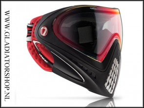Dye Invision Pro i4 Dirty Bird Red