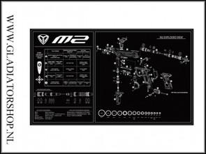 Dye M2 Series tech mat