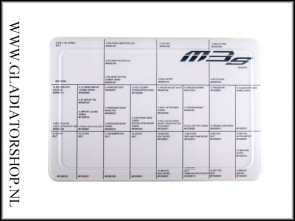 Dye M3s medium repair kit